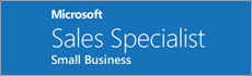 Microsoft Sales Specialist Small Business
